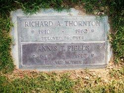 Annis T Fields