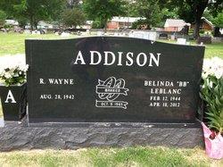 R. Wayne Addison