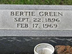 Bertie Green