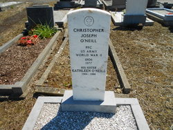 PFC Christopher Joseph O'Neill