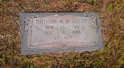 Nathan H Blanton