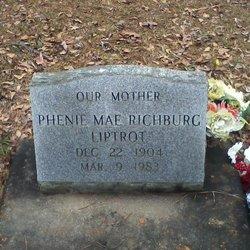Phenie Mae <i>Richburg</i> Liptrot