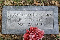 Lorraine Anna <i>Herzog</i> Barton