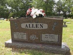 William Benjamin Allen