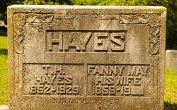 T H Hayes