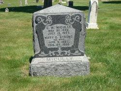 Mary E. <i>Strong</i> McCully