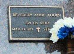 Beverley Anne Aggen