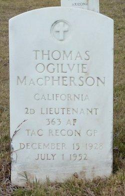 Thomas Ogilvie MacPherson, III