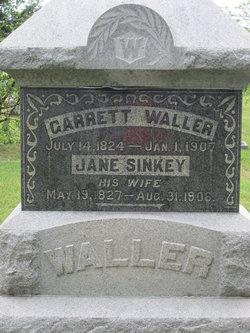Jane <i>Sinkey</i> Waller