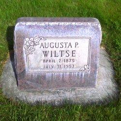 Augusta P. <i>Moritz</i> Wiltse
