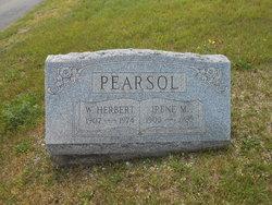 Wesley Herbert Pearsol, Jr