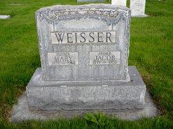 Mary <i>Schiewe</i> Weisser