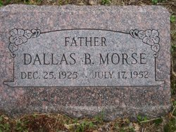 Dallas Bernard Morse