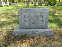 Emma J. Byers