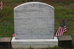 Anice Marie Annie <i>Fontaine</i> Archambault