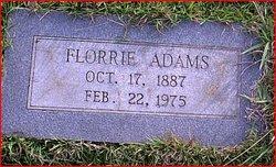 Florrie Fadiell Adams