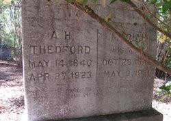 Allen H Thedford