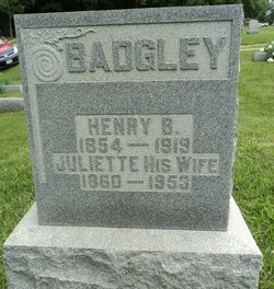 Henry Bascom Badgley