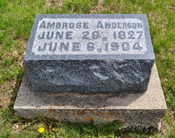 Ambrose Fritts Anderson