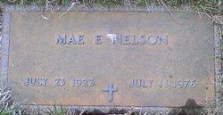 Mae Edna <i>Tomhave</i> Nelson