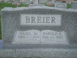 Hazel R <i>Lehr</i> Breier