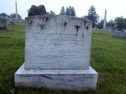 William E Marshall, Sr
