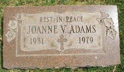 Joanne Valerie <i>Rueden</i> Adams