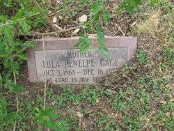 Lula Penelope Gage