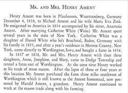 Henry Ament