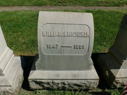 Pvt William H. Michener