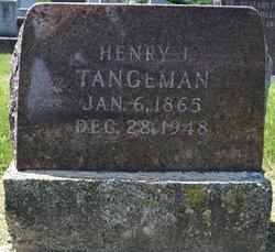 Henry J Tangeman