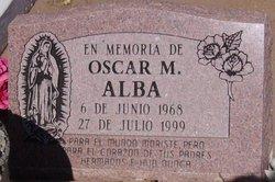 May Oscar <i>Martinez</i> Alba