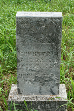 Chester H. Palmer