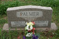 Dorothy G <i>Dewey</i> Palmer