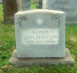 Anna Feinstein