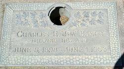 Charles E Jim Baker