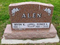 Eunice Lillian <i>Isaacson</i> Alen