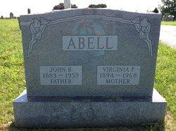 Virginia <i>Prather</i> Abell