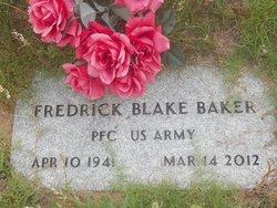 Fredrick Blake Baker