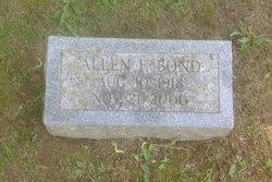 Allen F. Bond