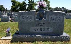 Evelyn <i>Eberwine</i> Ayres