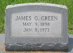 James Owen Green