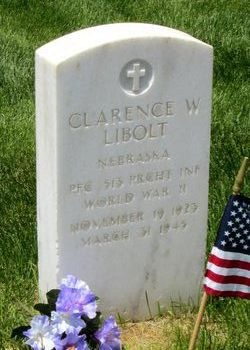 Clarence W Libolt