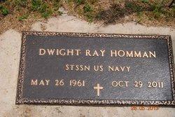Dwight Ray Homman