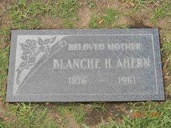 Blanche Hannibal Ahern
