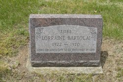 Lorraine E. Lore Bartolai