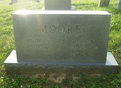Maude <i>Ashworth</i> Moore