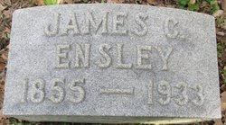 James C Ensley