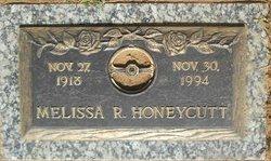 Grace Melissa <i>Raymer</i> Honeycutt
