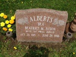 Beatrice Mae <i>Euson</i> Alberts